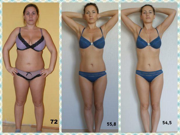 Результативность практики похудения с йогой