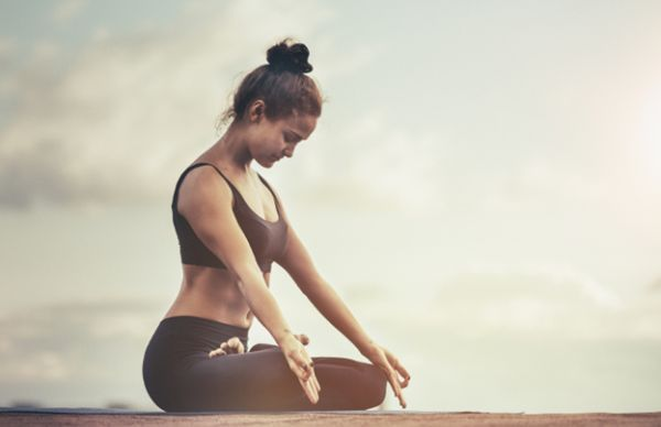 Дыхательные упражнения позволяют сбросить вес