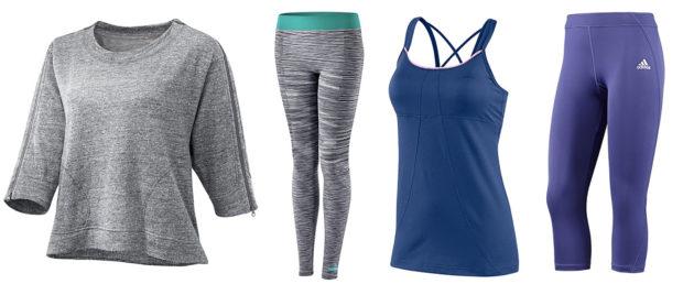 Фирменная одежда, специальная для йоги