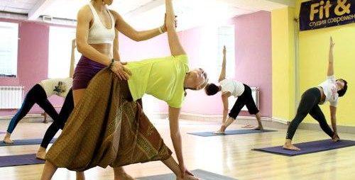 Инструктор по йоге - ответственная работа