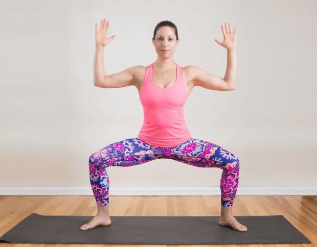 Происедания в йоге