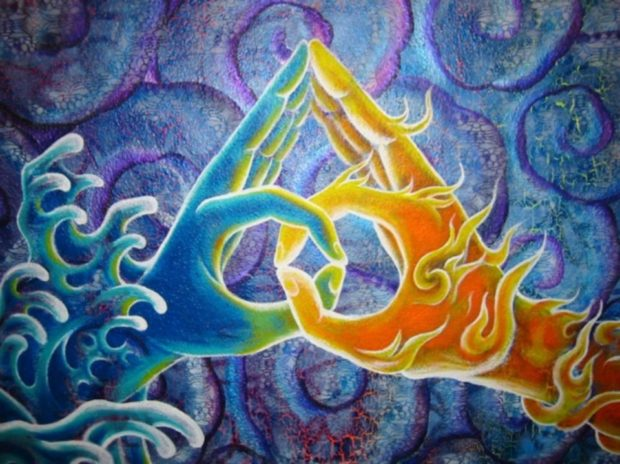 Мудры кундалини - движения рук