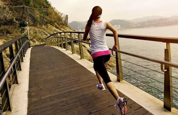 техника Медитативный бег – лун-гом - важная часть тибетской йоги