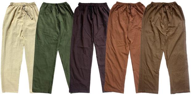 Мужские штаны для йоги