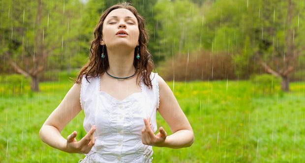Сознательное дыхание - суть пранаямы
