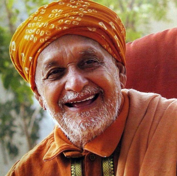 Учитель Свами Сатьянанда Сарасвати