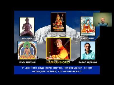 Великие Учителя тибетской йоги