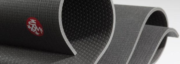 Черный коврик PRO Мандук