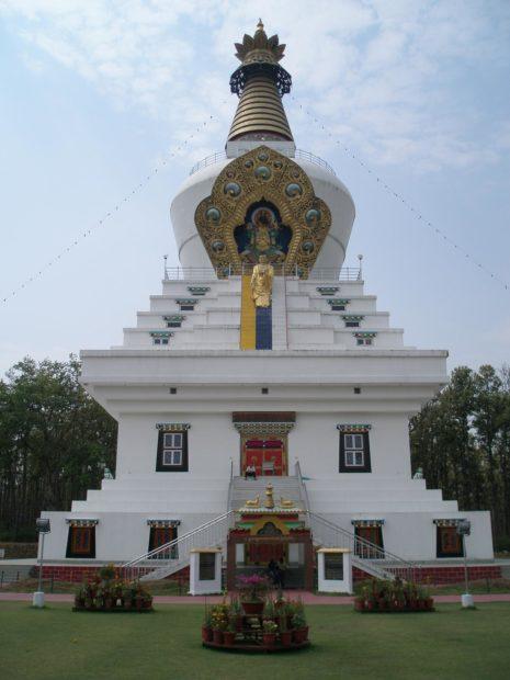 Ришикеш - храм йоги