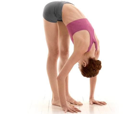 Наклоны вперед в йоге