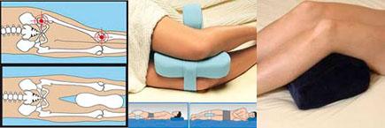 Ортопедические подушки при артрозе