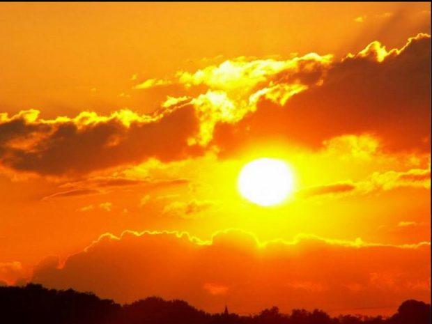 Приветствие Солнцу как источнику жизни