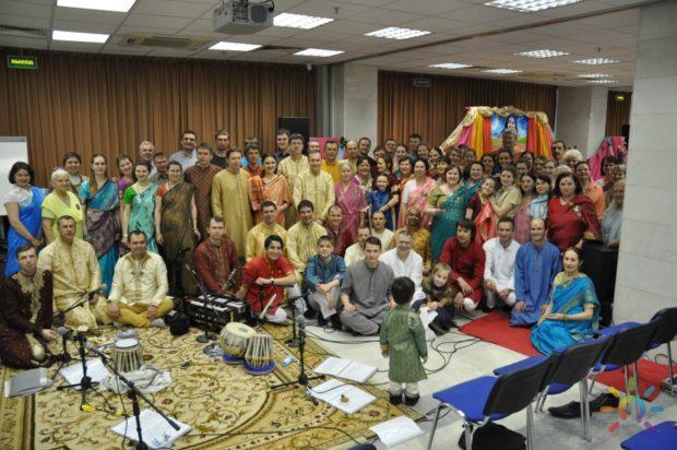 Сахаджа йога в Москве