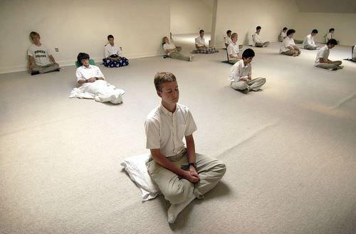 ТМ Махариши йоги