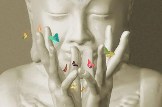 Выполнение мудр осуществляется в тинише и покое