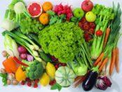 Живая еда - вегетарианство