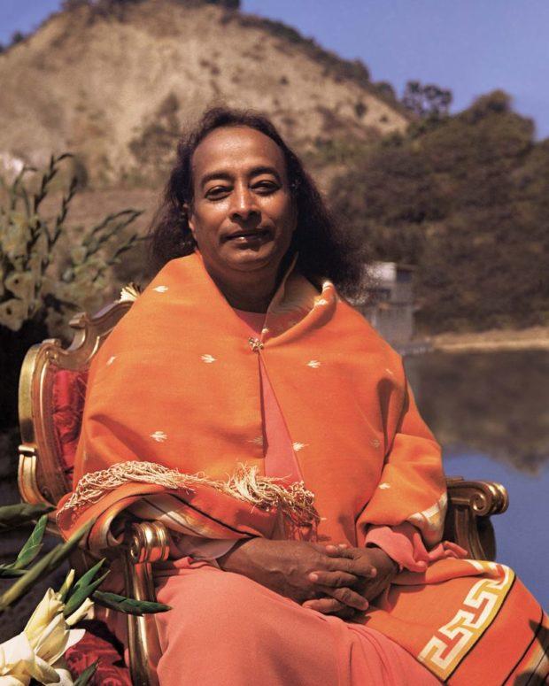 Пармахасана Йогананда - учитель в зрелом возрасте