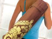 Чехол с кармашком для коврика