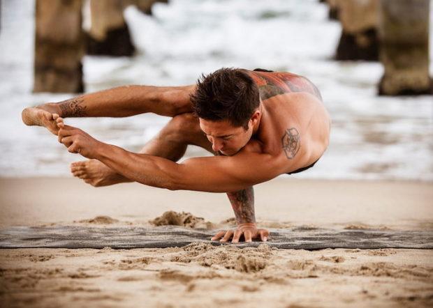 Силовые асаны - естественный способ накачать мышцы
