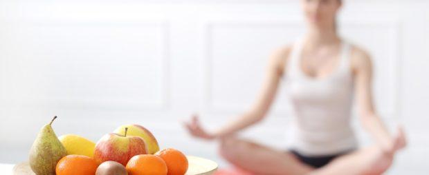 Питание в йоге - максимум натуральности