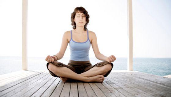 Медитация - лучший способ успокоить нервы