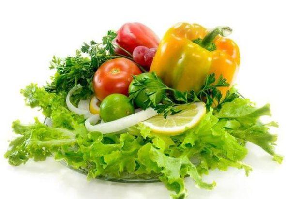 Вегетарианский завтрак йога