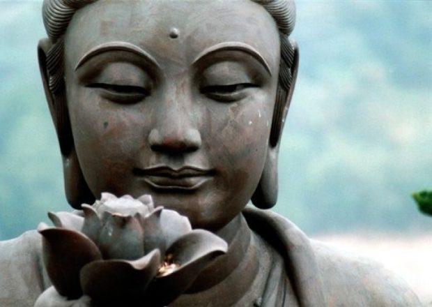 Взгляд Будды - взгдя и дыхание