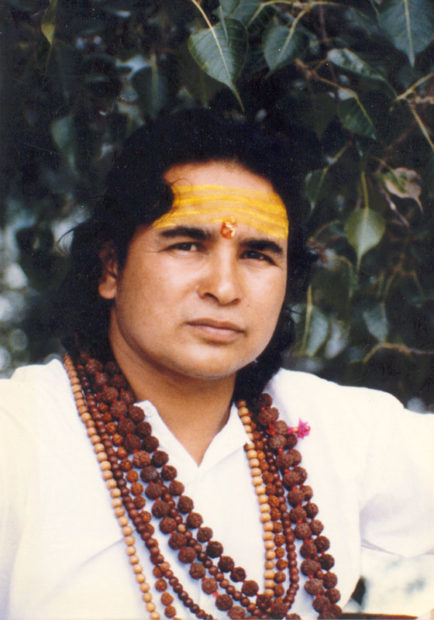 Гуру йоги Бабаджи