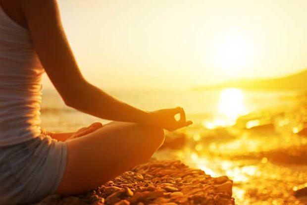 Медитация - способ восстановления энергии
