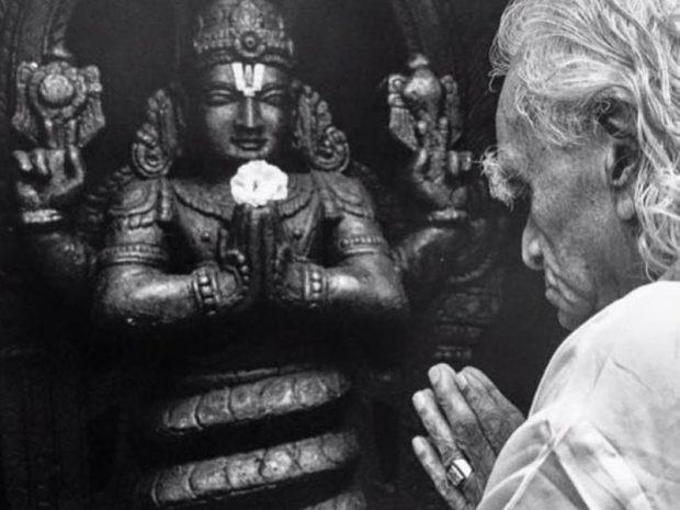 Б. Айенгар и йога