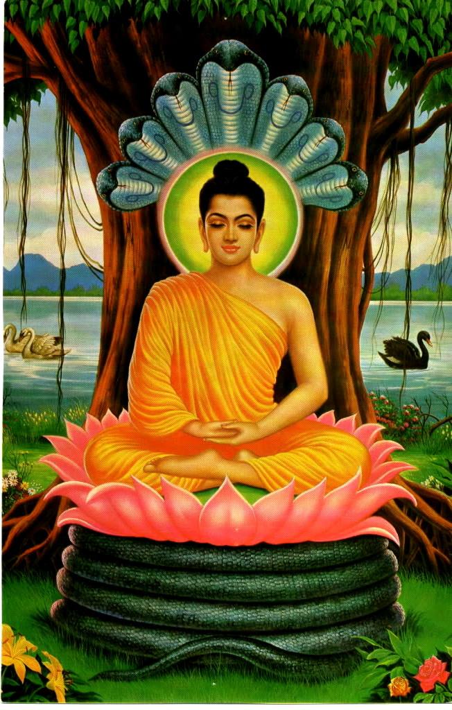 Будда - лайя йога