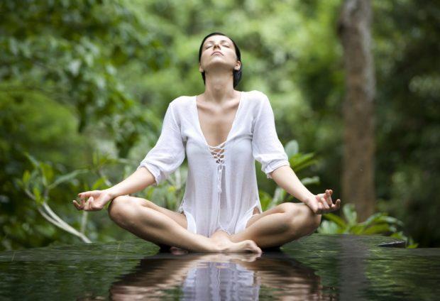 Медитация лайя