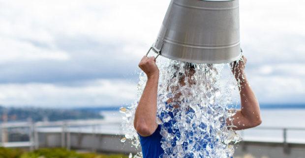 Обливание водой для здоровья
