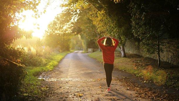 Пешие прогулки - фактор оздоровления