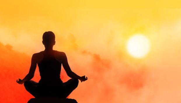 Медитация в Крийи