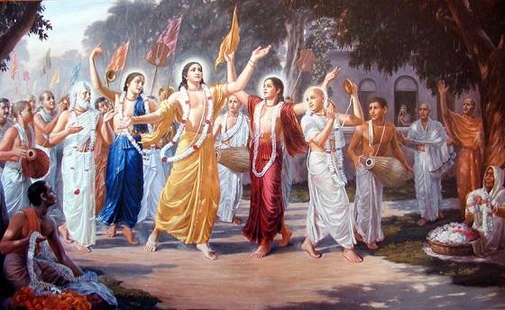 Воспевание в йоге Бхакти