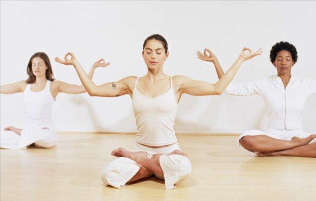Дыхание и мудры Крийя Йоги
