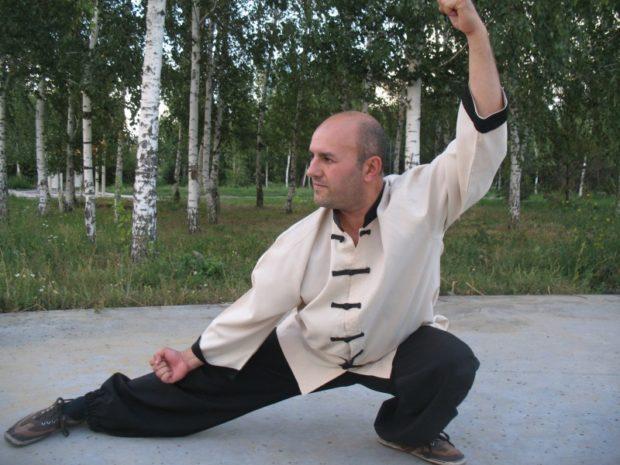 Даоская йога практикуется во всем мире
