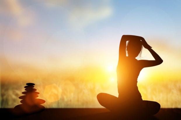 Даосская йога выполняется вечером