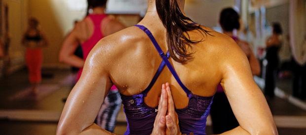 Хот или горячая йогическая практика