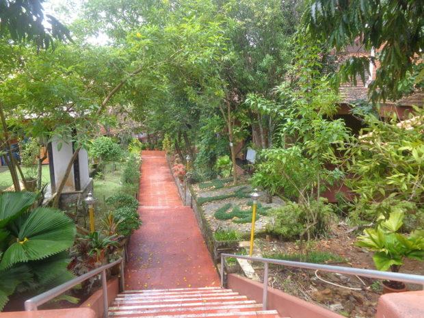 Шивананда Ашрам в Ришикеше