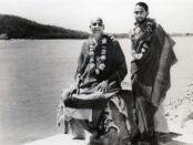 Свами Шивананда с учеником