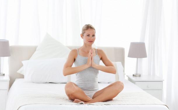 Медитации при бессоннице