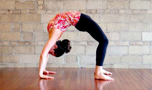 Одиночная йога челлендж