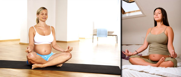 Йога для беременных полезна