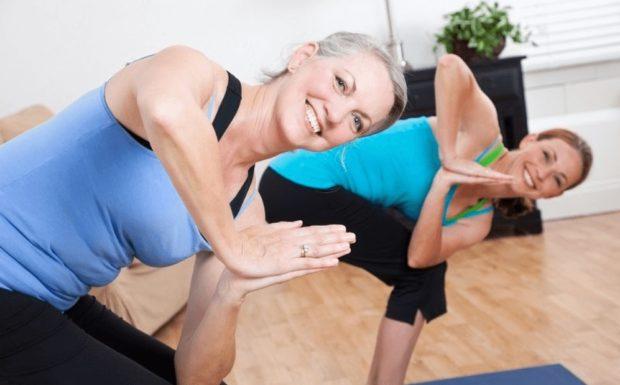 Практика йоги в любом возрасте