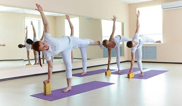 Упражнение во время менструации