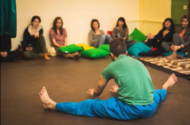 Свастха йога