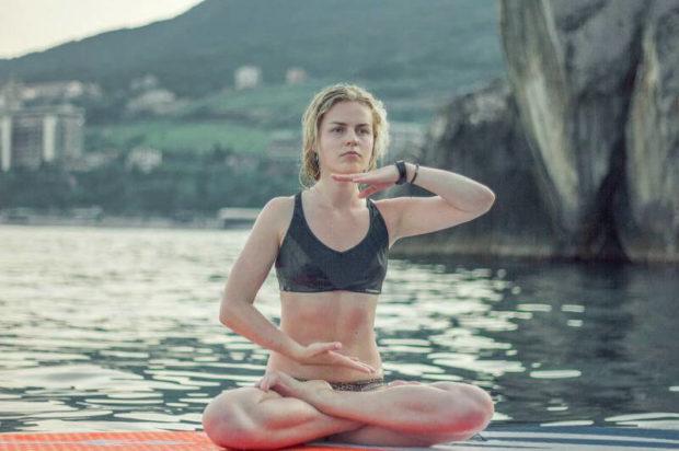 Усилия в йоге
