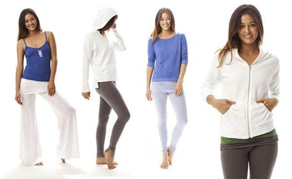 Варианты одежды